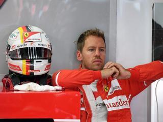 Ferrari-coureur moet race na vijf rondes staken