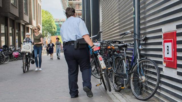 Gemeente Utrecht verhoogt kosten voor ophalen verwijderde fiets