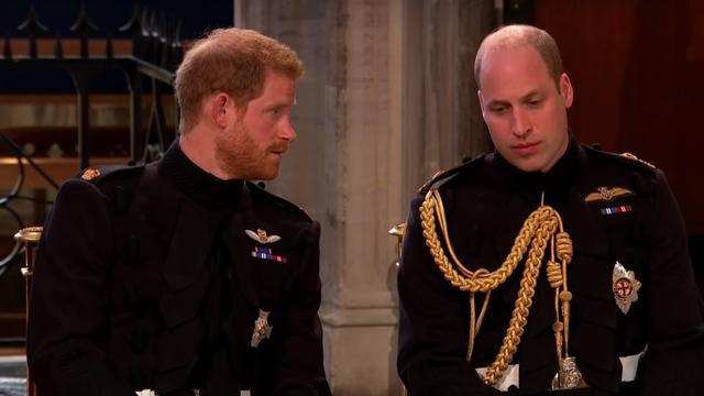 Scènes uit de 'Royal Wedding' onjuist nagesynchroniseerd