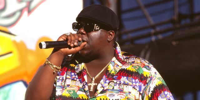 Politiefoto's The Notorious B.I.G. onder de hamer