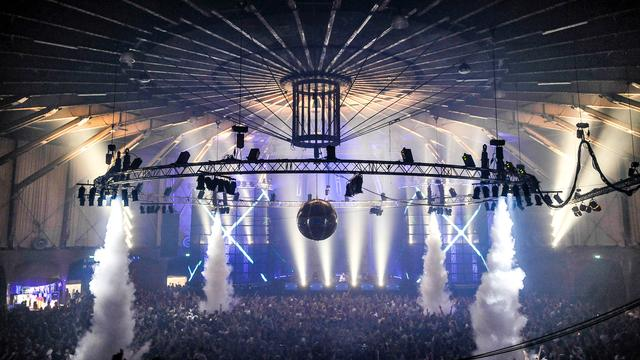 Awakenings in 2018 vier dagen lang in Westergasfabriek