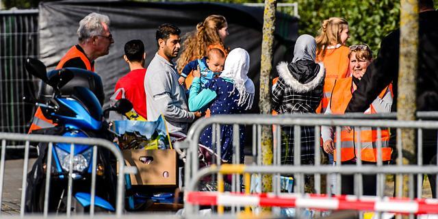 Vertrek vluchtelingen naar Dalfsen soepel verlopen