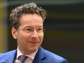 Grote eurolanden zouden willen dat de PvdA'er zijn klus afmaakt