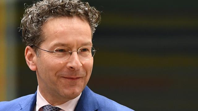 Dijsselbloem geeft nog geen uitsluitsel over rol als Eurogroepvoorzitter