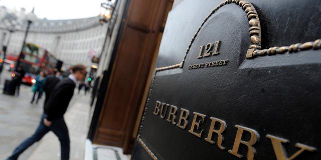 'Geruchten over overname Brits modehuis Burberry'