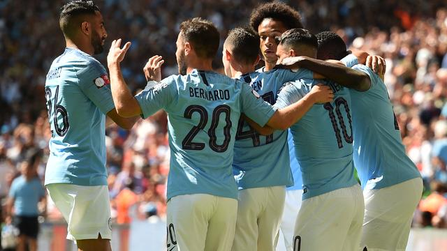 Manchester City wint Community Shield ten koste van Chelsea