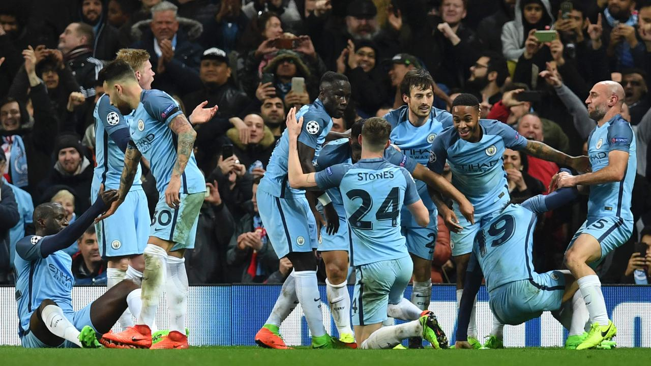 Samenvatting: Manchester City-AS Monaco (5-3)