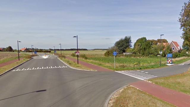 Automobilist (49) Lewedorp gewond na botsing