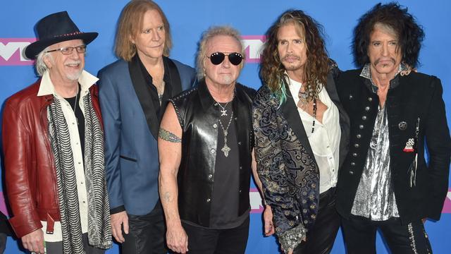 Drummer Joey Kramer klaagt medebandleden van Aerosmith aan