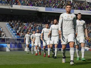 Nieuwste voetbalgame naar abonnementsdiensten