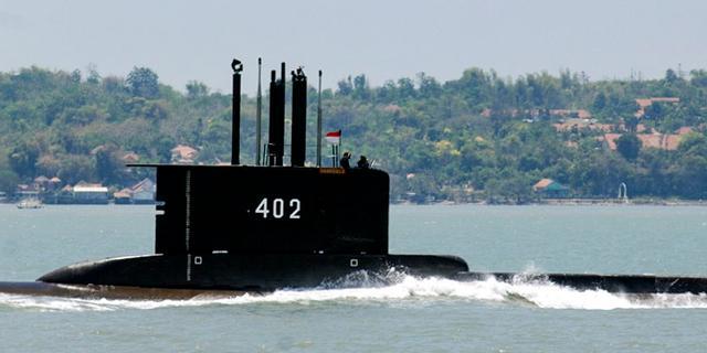 Indonesië hervat zoektocht naar vermiste onderzeeër met 53 opvarenden
