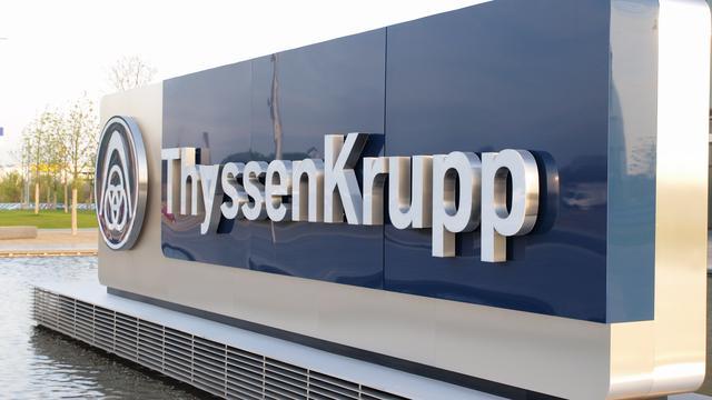 Schulden ThyssenKrupp lopen snel op