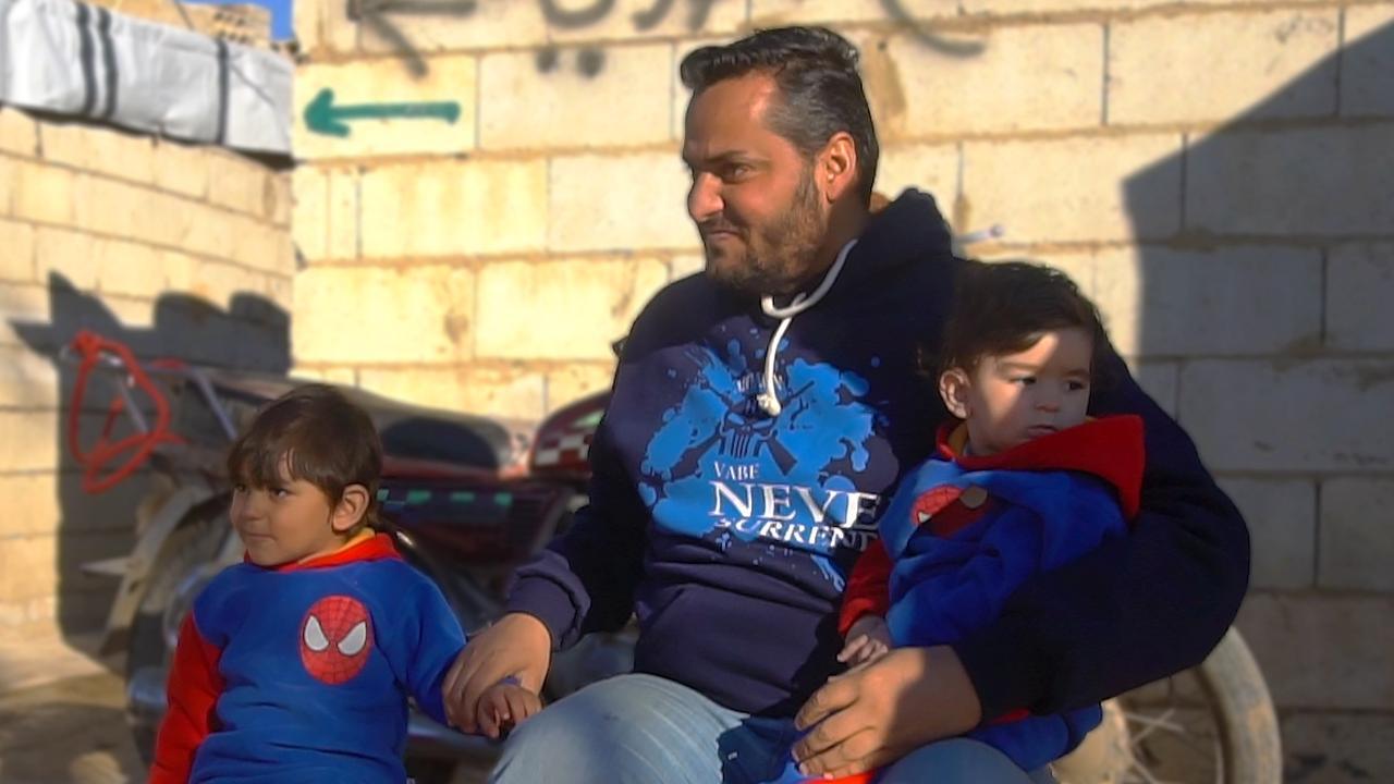 Syrische vluchtelingen willen terug, maar kunnen niet