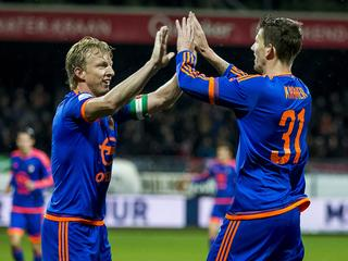 Rotterdamse derby op Woudestein eindigt in 4-2
