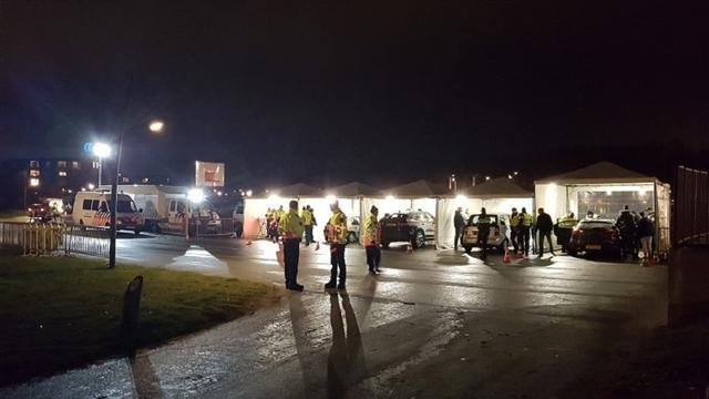 Bijna honderd boetes en een aanhouding bij grote verkeerscontrole Etten-Leur