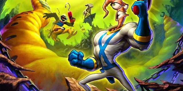Originele makers Earthworm Jim komen met nieuwe game