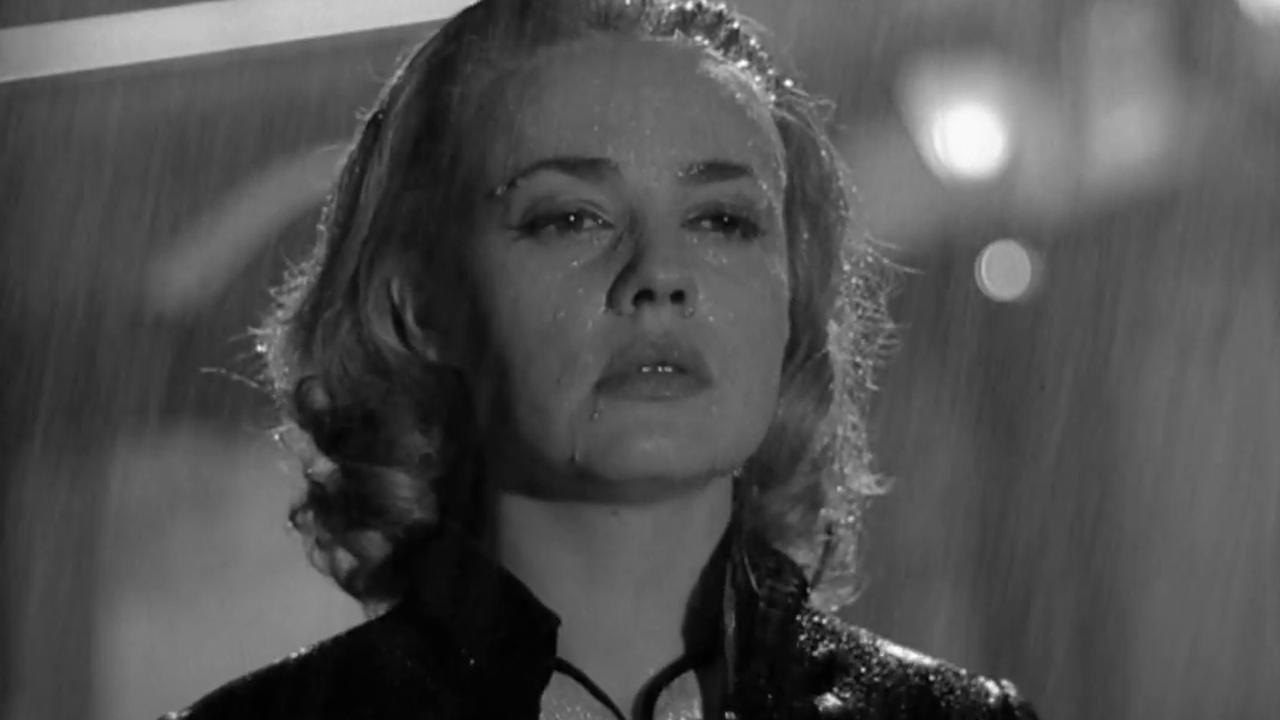 Jeanne Moreau in Ascenseur pour l'Echafaud