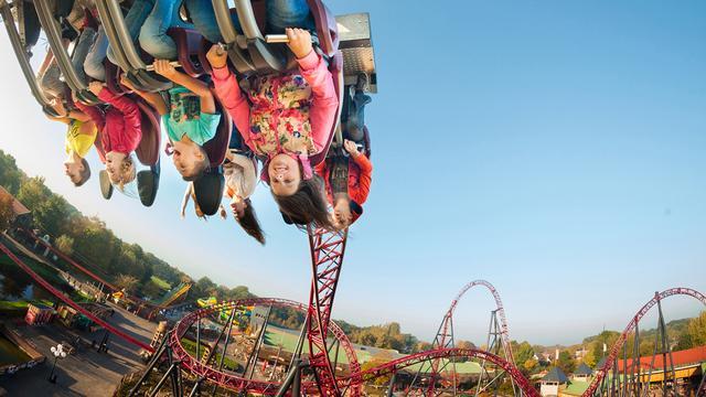 Attractiepark Slagharen tickets van 29,90 voor 15,94 euro
