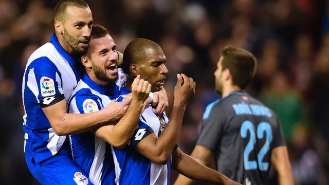 Zege scorende Babel met Deportivo, De Roon wint met Middlesbrough