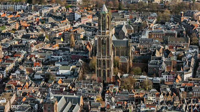 Provincie Utrecht roept hulp in voor omschrijven 2000 luchtfoto's