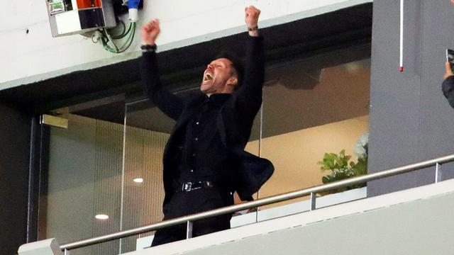 Atlético-trainer Simeone kan geluk niet op met vierde Europese finale