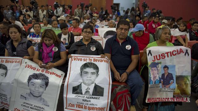 'Mexicaans leger houdt bewijs moord op studenten achter'
