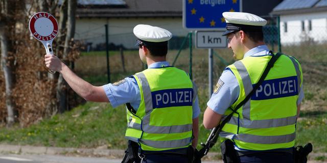 Grenzen België tot en met 8 juni dicht