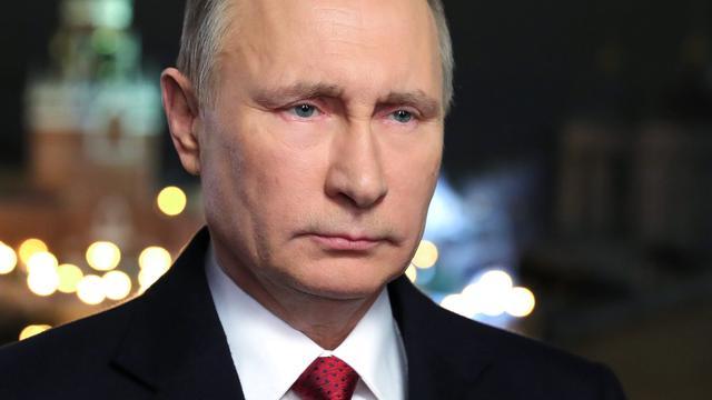 Banden Rusland-VS volgens Poetin verslechterd sinds aantreden Trump