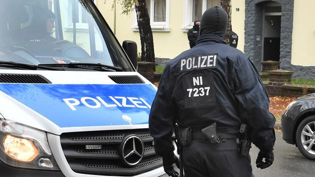 Duitsland arresteert vijf prominente ronselaars van IS