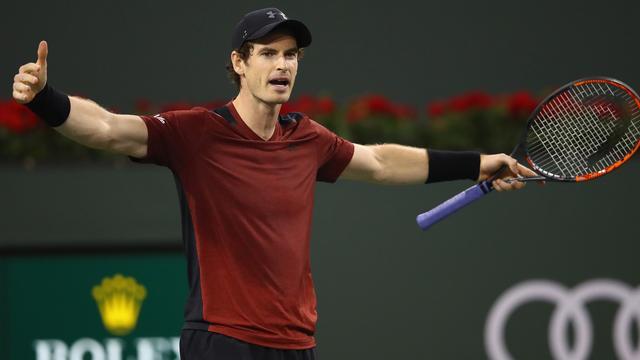 Murray door blessure niet in actie in Davis Cup-duel met Frankrijk