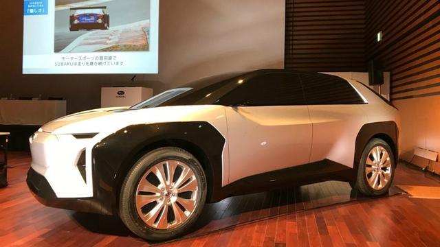 Laatkomer Subaru zet in op elektrificatie van aanbod
