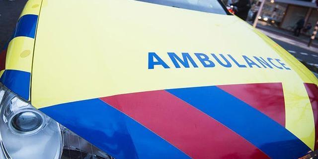 Vrouw ernstig gewond na val uit raam in Amersfoort