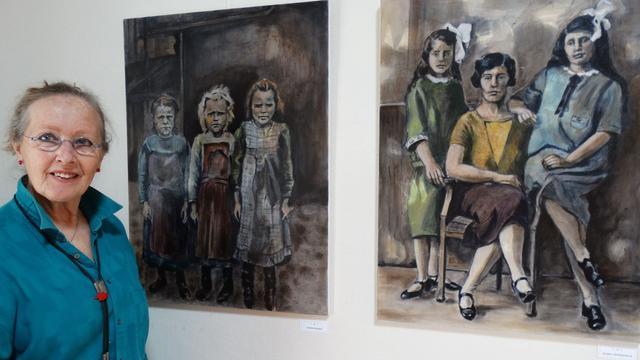 Interview: Portrettenserie Eyelights in Portrait in koffiekamer De Meestoof