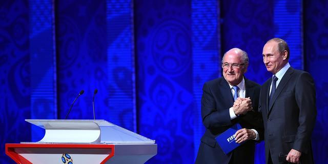 Bild legt hand op rapport naar omkoping rond WK's 2018 en 2022