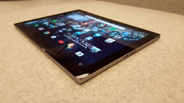 Review: Googles eerste Android-tablet Pixel C