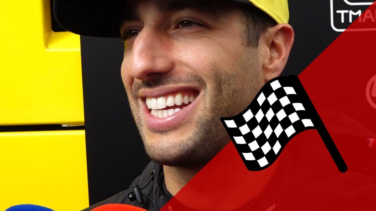 Ricciardo: 'Verkies Renault Twizy boven nieuwe F1-wagen'