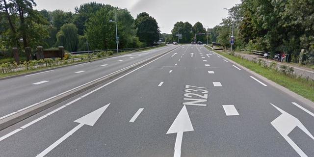 Biltsestraatweg richting Utrecht komend weekend afgesloten