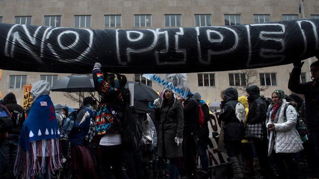ING stapt uit omstreden Dakota Access-pijpleiding
