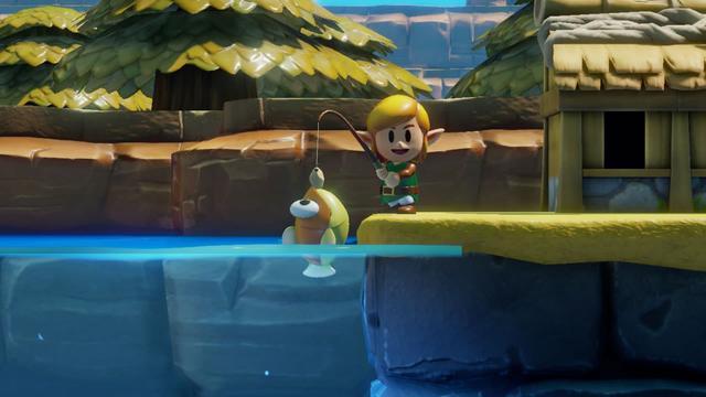 Eerste indruk: The Legend of Zelda: Link's Awakening is oertraditioneel