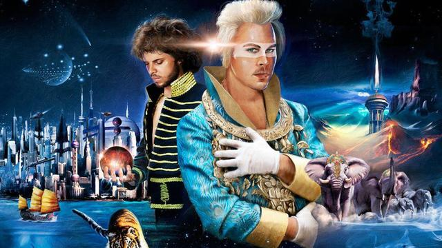 Empire of the Sun hekelt 'rotzooi' van rappers