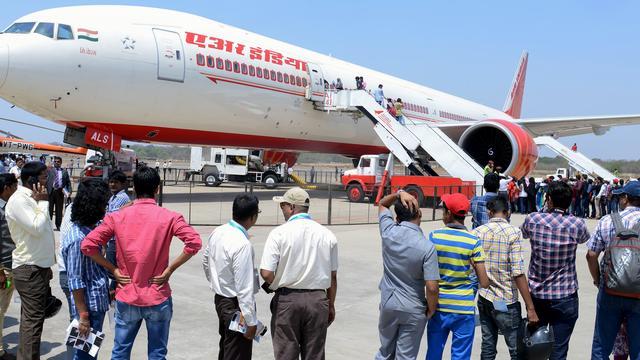 Luchtvaartmarkt groeide in 2015 het sterkst in India
