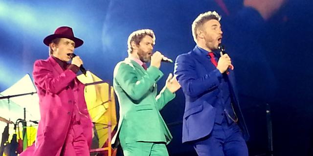 Concertrecensie: Take That in de Ziggo Dome