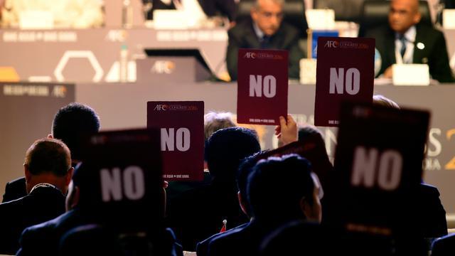 Aziatische verkiezing voor FIFA-functies afgeblazen