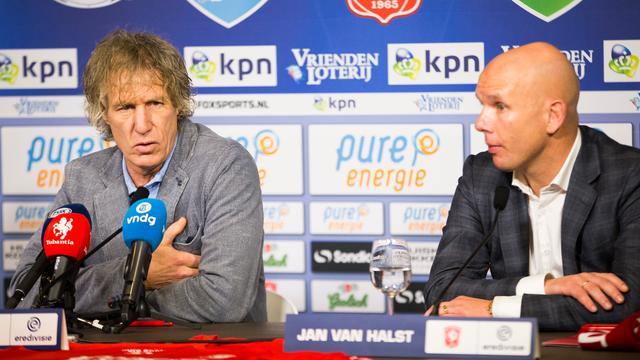 Verbeek en Van Halst schuiven niet meer aan bij praatprogramma's