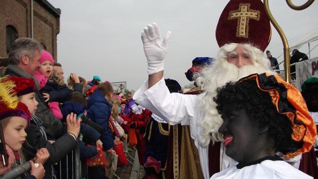 Sinterklaas en zijn pieten bijna in Zeeland