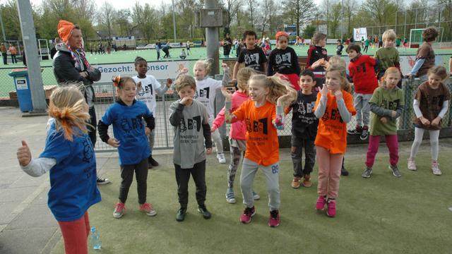 Scholen ruilen sportdag in voor Koningsspelen