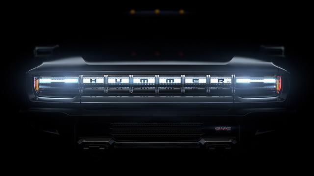 Hummer-terreinwagen maakt dit jaar comeback als elektrische auto