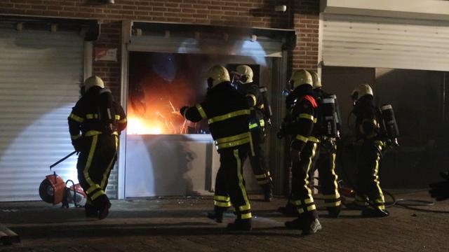Verdachte van in brand steken Bredanaar in garagebox langer vast