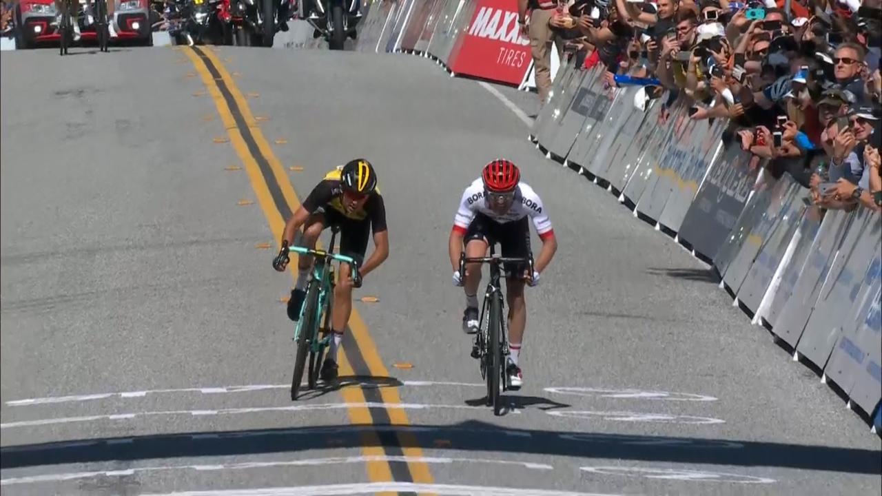 Majka wint tweede etappe ronde van Californië