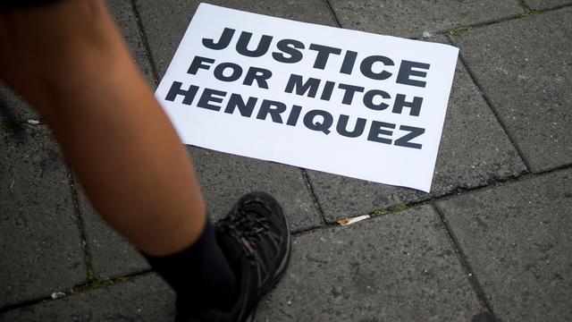 'Agenten wisten dat Henriquez geen wapen had'